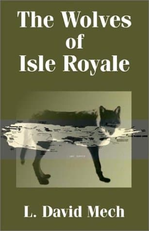 The wolves of isle royal